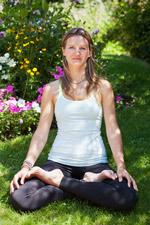 Delphine Martin Yoga Teacher