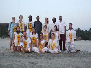 Beach Yoga Retreat Goa