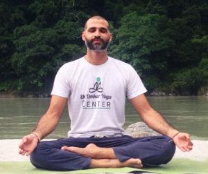 Yoga Pose By Aman Walia