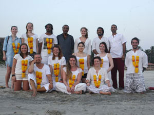 Ashtanga Vinyasa Yoga Teacher Training Course goa