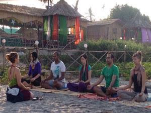 Yoga Retreats in goa