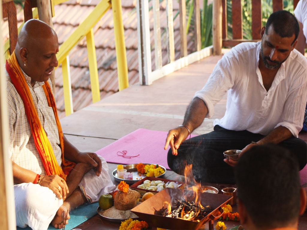 Fire Ceremony/Havan