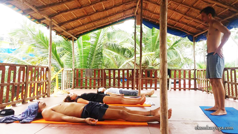 100 Hours Yoga Teacher Training Course in Goa