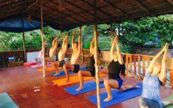 yoga studio in rishikesh
