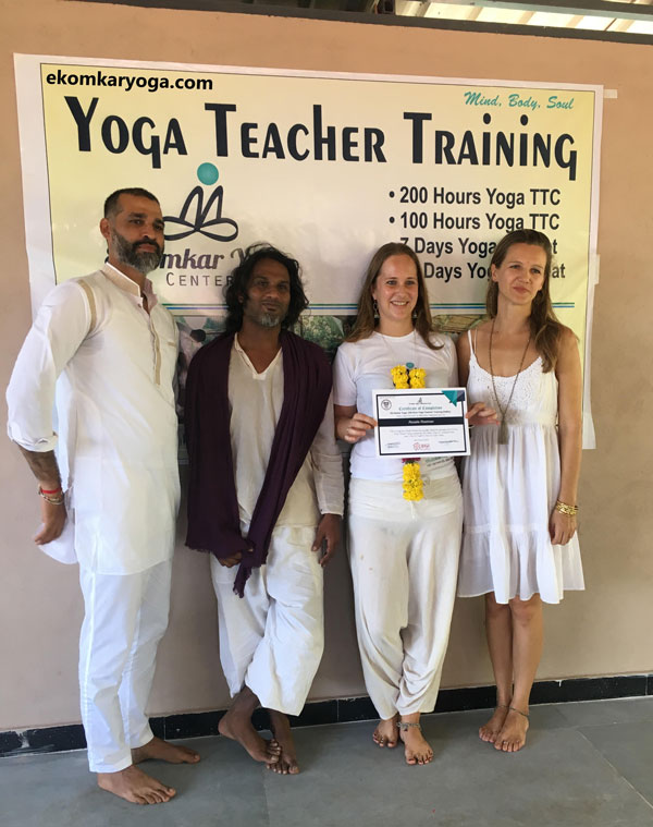 Ek Omkar Yoga School Review