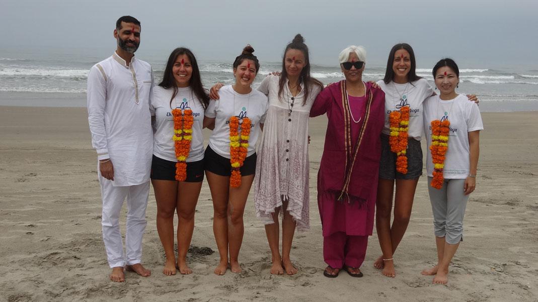 100 Hour Yoga Teacher Training Course India