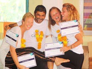 100 hours yoga teacher training india