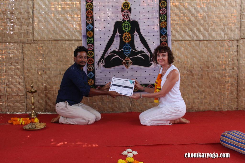 india goa yoga teacher training
